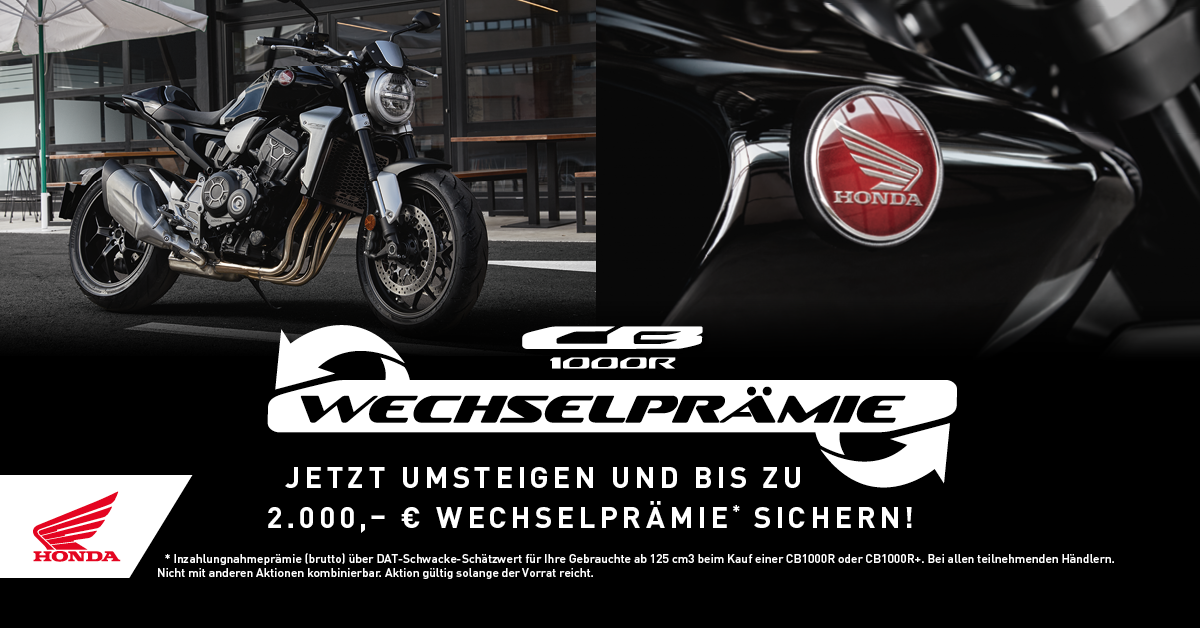 Social Media Banner CB1000R Wechselpraemie FB Post